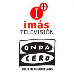 Logos Imastv y Ondacero